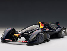 18108 AUTOart Red Bull X2010 S.Vettel Gran Turismo Playstation Concept Car 1:18
