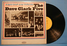 THE DAVE CLARK 5 FIVE AMERICAN TOUR LP 1964 MONO ORIGINAL GREAT COND! VG/VG++!!A
