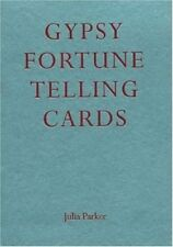 BRAND NEW  BOXED SET  BOOK &  Gypsy Fortune Telling Cards  2004 Parker, Julia