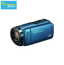 JVC GZ-R480-A Blue Everio R High Resolution 32GB Video Camera Japan Domestic New