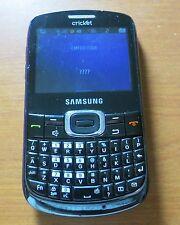 Samsung Freeform 4 SCH-R390 - Cricket CDMA Cell Phone - Locked Phone