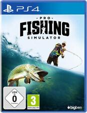 Sony PS4 Playstation 4 Spiel Pro Fishing Simulator Angel Simulation NEU NEW 55