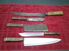 Vintage Knives Kitchen Carving Cutlery Winchester