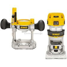 DEWALT D26204K fresatrice ad affondamento e base fissa 900w 8mm ASSIST. DEWALT