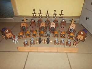 Playmobil Kanone Katapult Dicke Berta