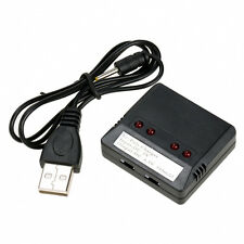Remote Control Quadcopter Walkera V929 939 385 H107L Battery Charger 4 Ports -