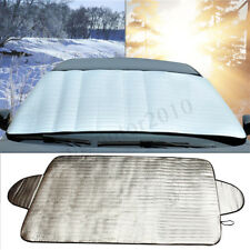 Foldable Car Windshield Sun Shade Front Window Cover Anti Snow Frost Ice Dust US