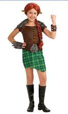 NEW Princess Fiona warrior shrek forever after costume sz. S 4-6