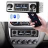 Car Radio Handfree Bluetooth Car Stereo 1Din FM Aux Receiver USB MP3 WMA Playe