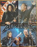 ⭐⭐⭐⭐ Metallica ⭐⭐⭐⭐ Neurosis ⭐⭐⭐⭐ 1 Poster 45 x 58 cm ⭐⭐⭐⭐