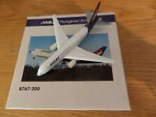 HERPA WINGS 1:500 MALEV AIRLINES 767-200 504249 MIB #824