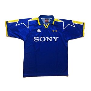 🔥Original Juventus 1996/97 Away Football Shirt Kappa Vintage - Size XL🔥