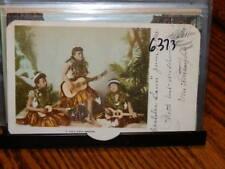 #6373,PMC,1903,Honolulu HI Hula Dancers