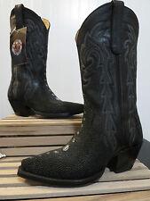 Star Boots Women's Black Stingray Triad Boot W9205 Size 6.5 B, NEW
