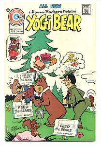 Yogi Bear #25    Charlton 1975