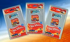 Hot Wheels World's Smallest Complete Set Diecast Bone Shaker * Rare * SOLD OUT