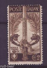 Italien Nr.  100  **  50 Jahre geeintes Königreich Italien