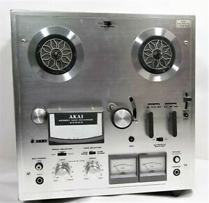 Vintage Akai 1722 II stereo Reel to Reel Tape Player/Recorder Retro