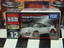 TOMICA PREMIUM #12 PORSCHE 911 CARRERA RS 2.7 1/61 SCALE NEW IN BOX