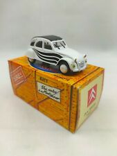 Citroën 2cv Wella 1987 échelle 1/43 Norev édition Hachette