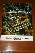 AS7=1972=PERUGINA CASTAGNE CIOCCOLATO=PUBBLICITA'=ADVERTISING=WERBUNG=