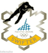 "2006 Torino Olympic ""SPEED SKATING"" Pin"
