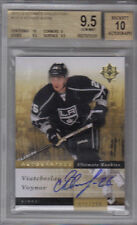 11-12 Ultimate Viatcheslav Voynov Rookie Card RC #111 021/299 BGS 9.5 auto 10
