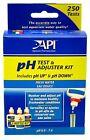 AQUARIUM PHARMACEUTICALS FRESHWATER PH TEST  ADJUSTER KIT DELUXE API. FREE SHIP