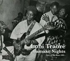 LOBI TRAORE - BAMAKO NIGHTS: LIVE AT BAR BOZO 1995  CD NEUF