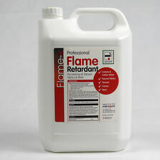 Fire Retardant Spray 10 Litres - Flame Retardant Spray with Trigger Spray Bottle
