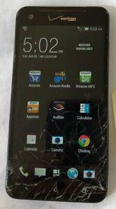 [BROKEN] HTC 6435LVW (Verizon) Cell Phone Good Used Repair Cracked Glass