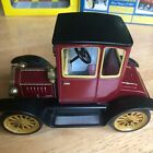 """Schuco W. Germany """"Old Timer"""" wind up Ford Coupe T 1917 w/box Pristine & Works"""