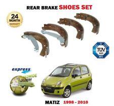 für Chevrolet Daewoo Matiz 0.8 1.0 1/2005- > NEU Hinterradbremsbacken Set