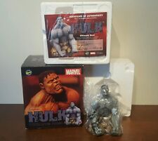HULK ULTIMATE BUST~DIAMOND SELECT MARVEL 2003 WIZARD WORLD  #1315 OF 1500 MADE!!