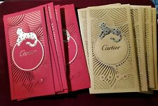 New 20 Cartier ~ Red/Gold Lucky Money Envelopes ~ Chinese New Year 2019