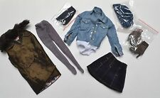 Wilde Imagination Ellowyne City Slicker OUTFIT & ACCESSORIES  Brand New
