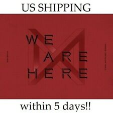 US SHIPPING Monsta X[Take.2 We Are Here]2nd Album Random CD+Book+ETC