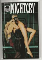 Nightcry #1 NM+ Visual Anarchy Horror Comic Razor Evil Ernie Early Ed McGuinness