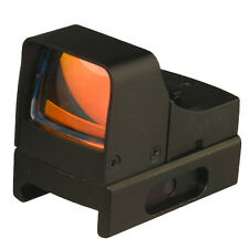 Tactical Compact Micro Red Dot Holographic Reflex Sight Riflepistol No Green