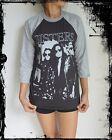 Unisex The Sisters of Mercy Raglan 3/4 Sleeve T-Shirt Jumper Sweater S M L XL