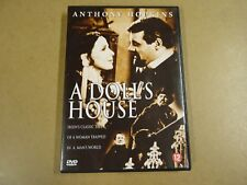 DVD / A DOLL'S HOUSE ( ANTHONY HOPKINS )