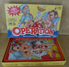 Operation Large Openings Childrens   Game all complete for the younger Player