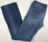 Diesel Women's Bootzee Dark Denim Regular Slim Bootcut Stretch Jeans Sz 30 x 34