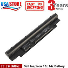 Battery for Dell Latitude 3330 Vostro V131D V131R 312-1257/1258 H2XW1 JD41Y