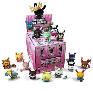 Kidrobot Dunny DTA Designer Toy Awards NEW 3'' Vinyl Art Toys Clutter Quiccs