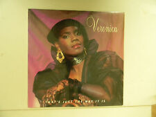 Veronica (sealed Lp) THAT'S JUST THE WAY IT IS ~ RKB M Detroit '90