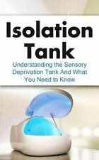 Flotation Tank, Meditation, Float Tank, Relaxation, Think Tank, Reduce...