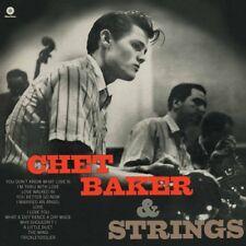 Chet Baker - Chet Baker & Strings [New Vinyl LP] Spain - Import