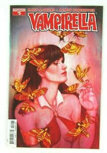 Vampirella #5 Jenny Frison Variant Cover VF+ Dynamite Comic Book Vol 6 RARE HTF