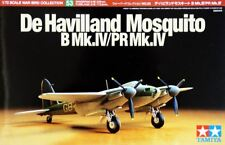 Tamiya 60753 1/72 Aircraft Model Kit RAF De Havilland Mosquito B Mk.IV/PR Mk.IV